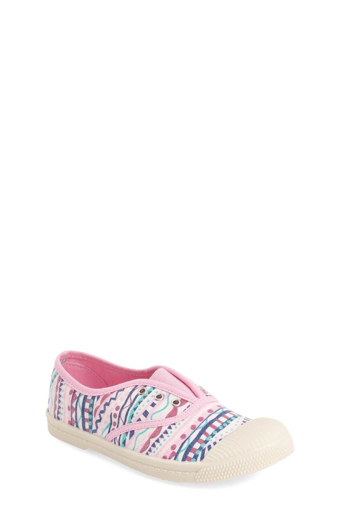 Main Image - Tucker + Tate 'Marin' Canvas Slip-On Sneaker (Toddler, Little Kid & Big Kid)