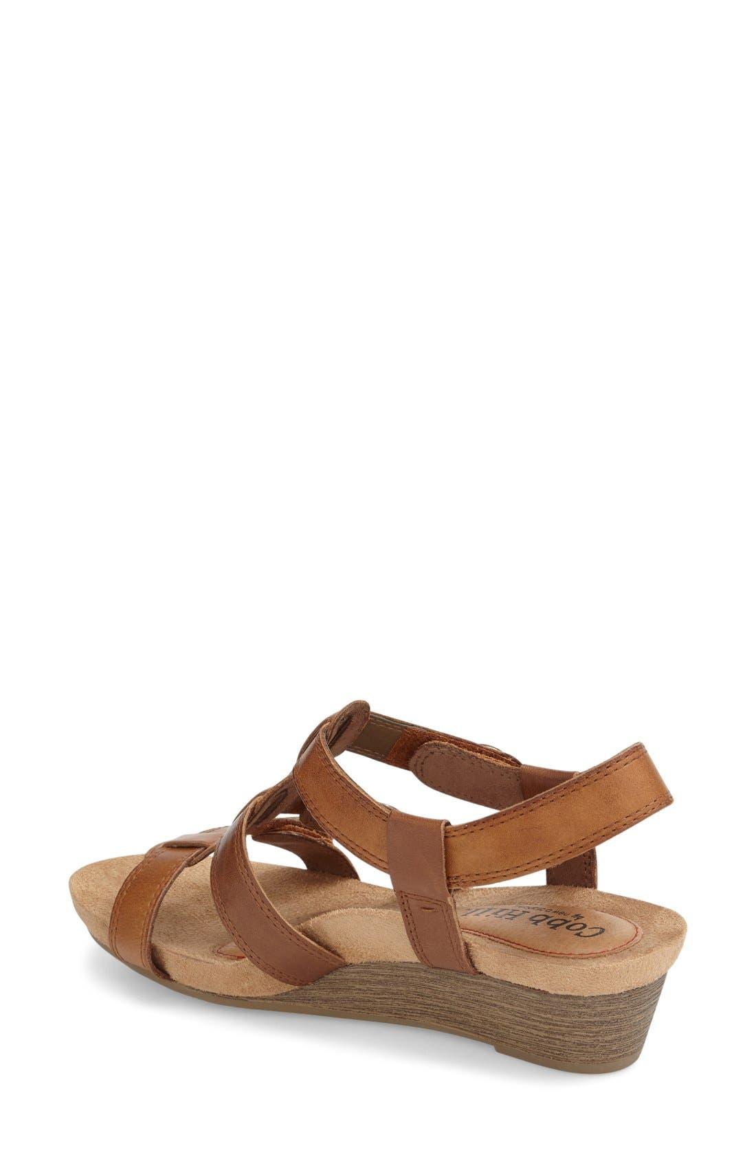 Alternate Image 2  - Rockport Cobb Hill 'Harper' Wedge Sandal (Women)