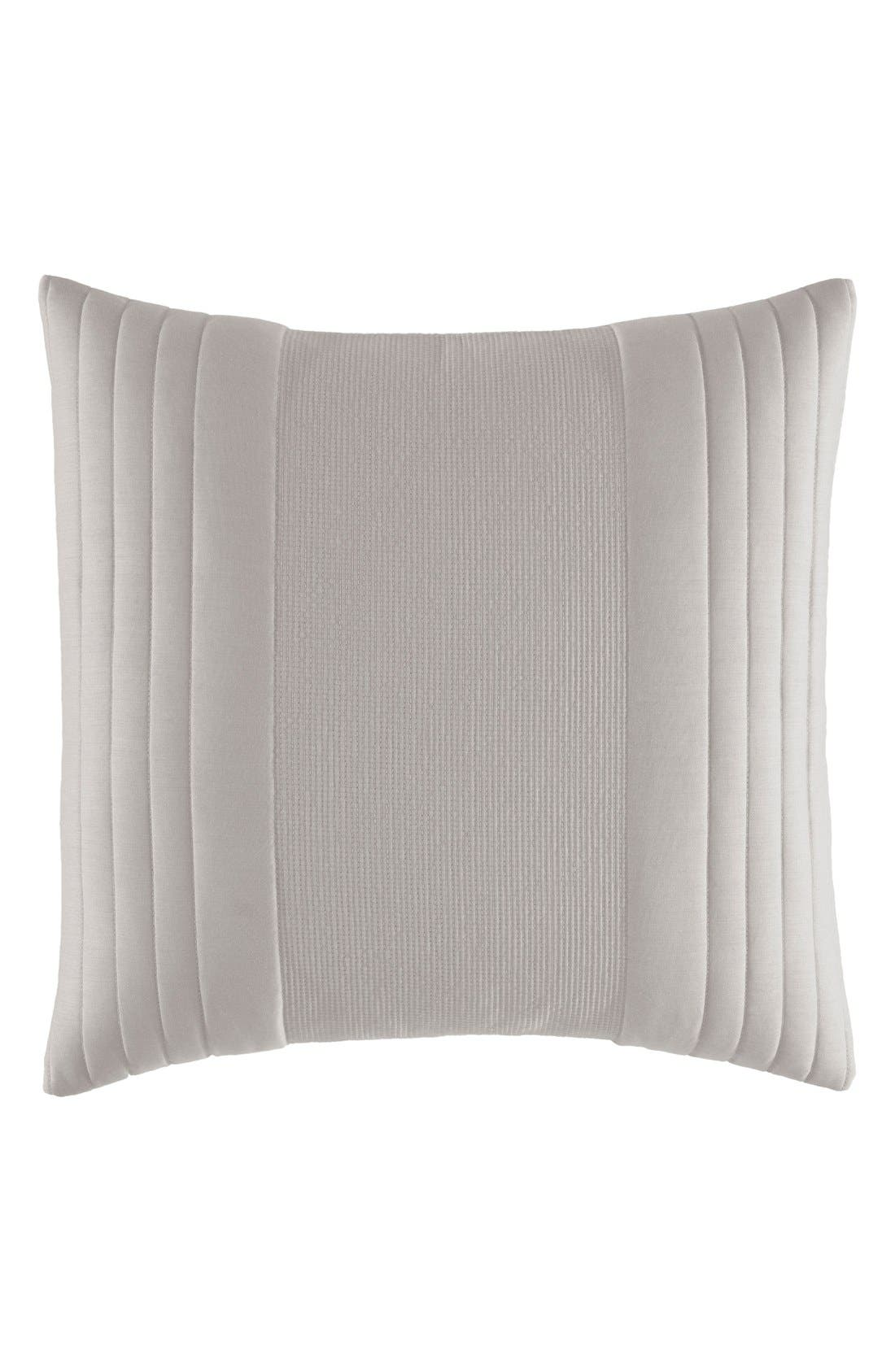 Texture Stripe Pillow,                         Main,                         color, Grey Putty