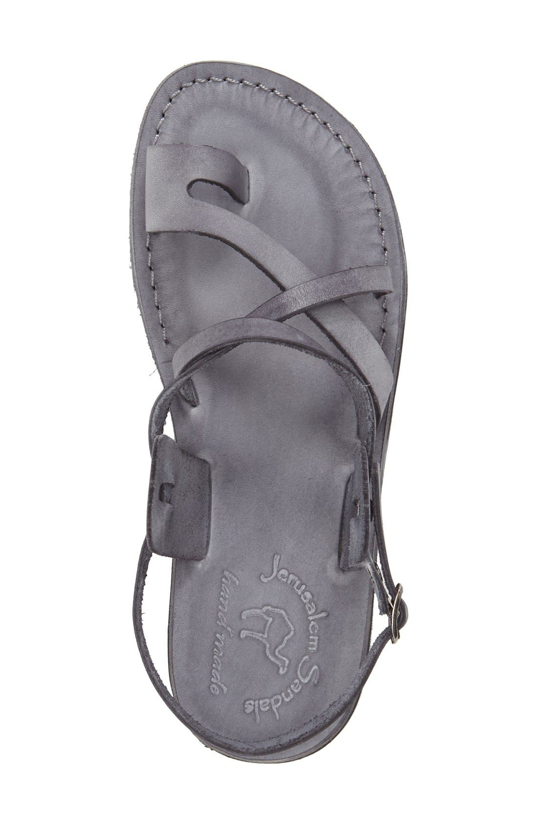 Alternate Image 3  - Jerusalem Sandals 'The Good Shepherd' Leather Sandal (Men)