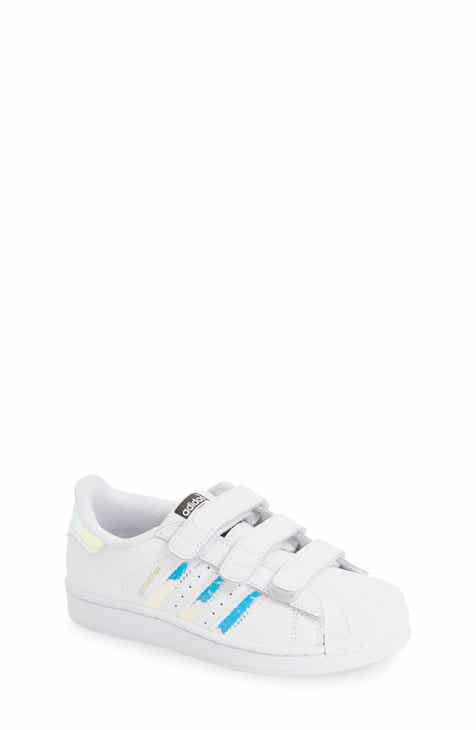 superior quality f07c0 43d42 adidas Superstar - Iridescent Sneaker (Baby, Walker, Toddler   Little Kid)