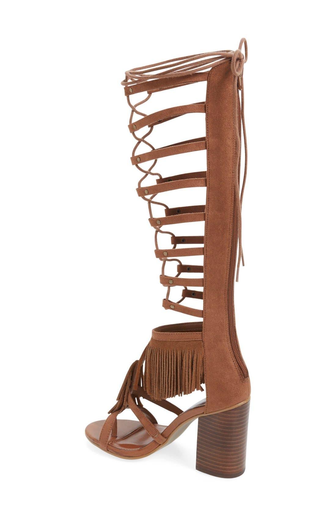Alternate Image 2  - MIA 'Ricarda' Gladiator Sandal (Women)