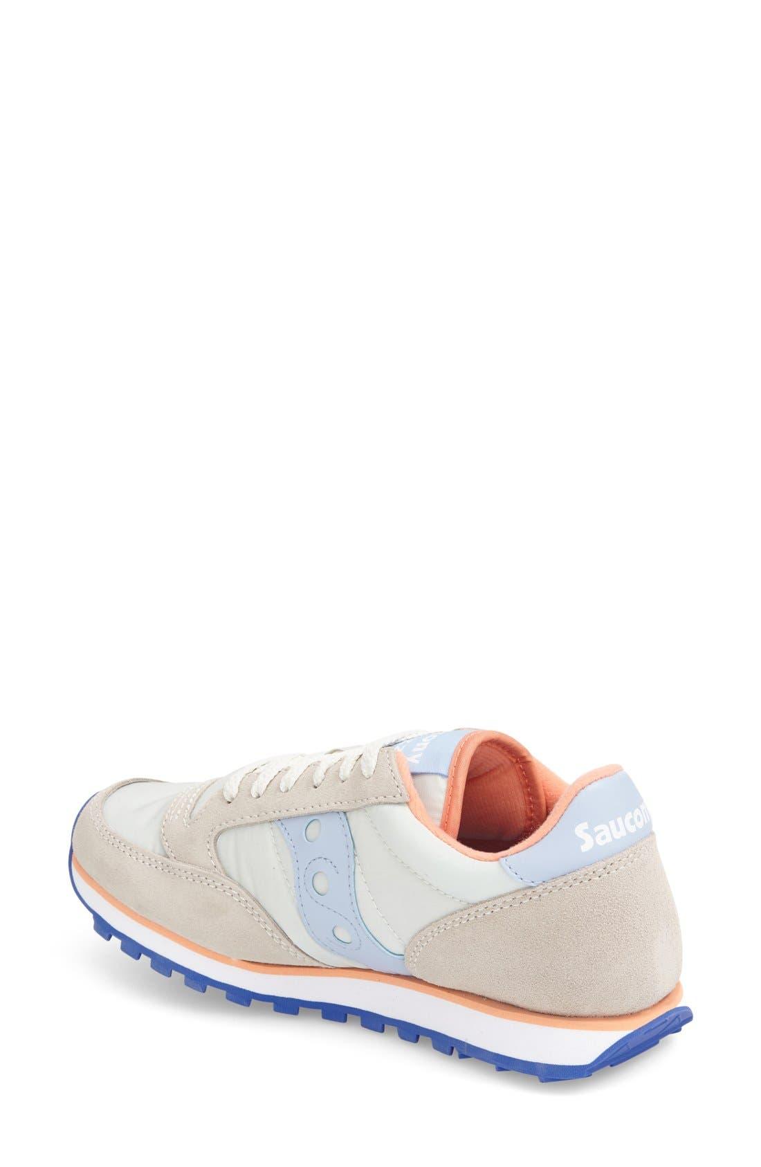 Alternate Image 2  - Saucony 'Jazz - Low Pro' Sneaker (Women)