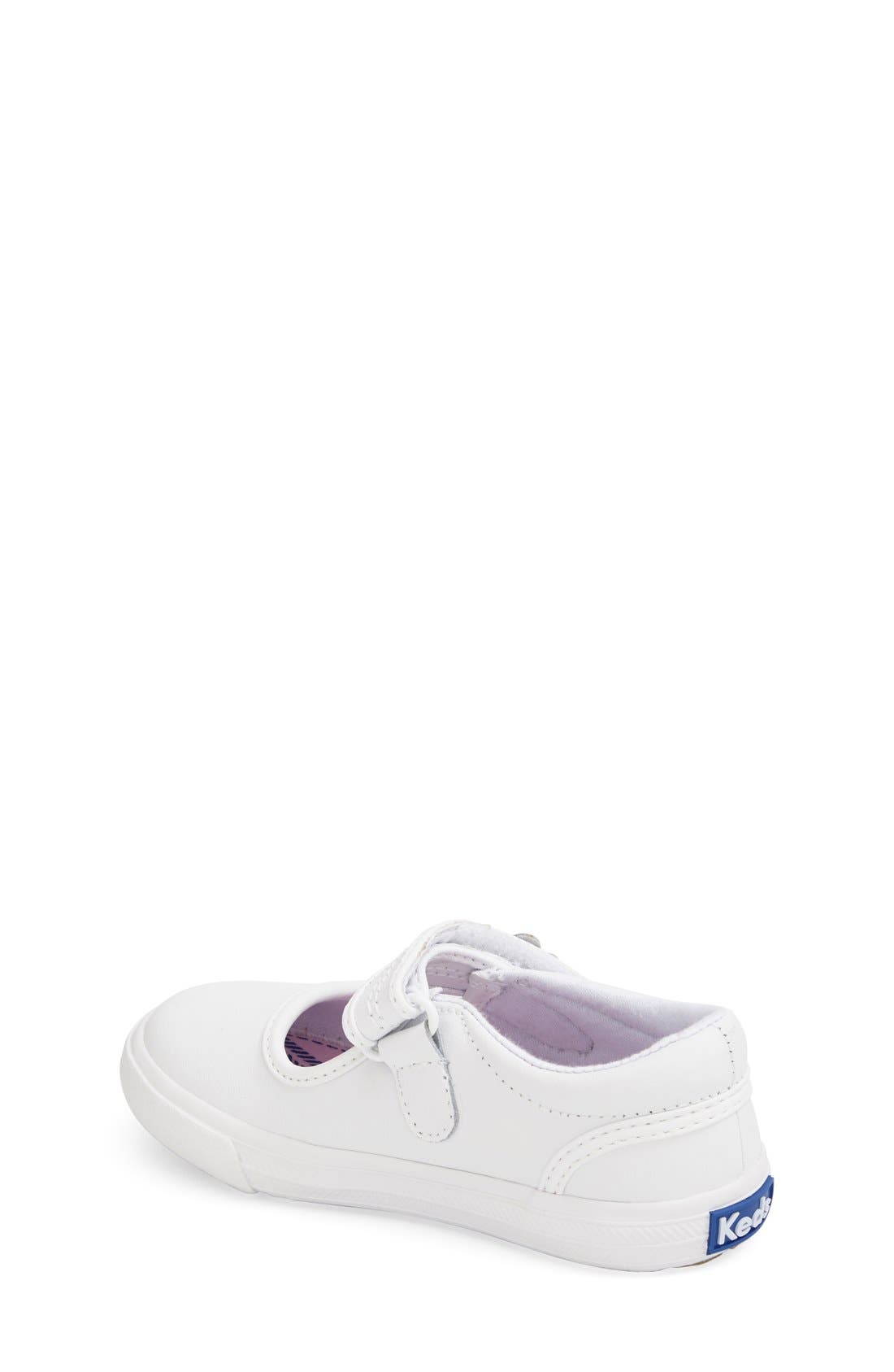 Alternate Image 2  - Keds® Mary Jane (Baby, Walker & Toddler)