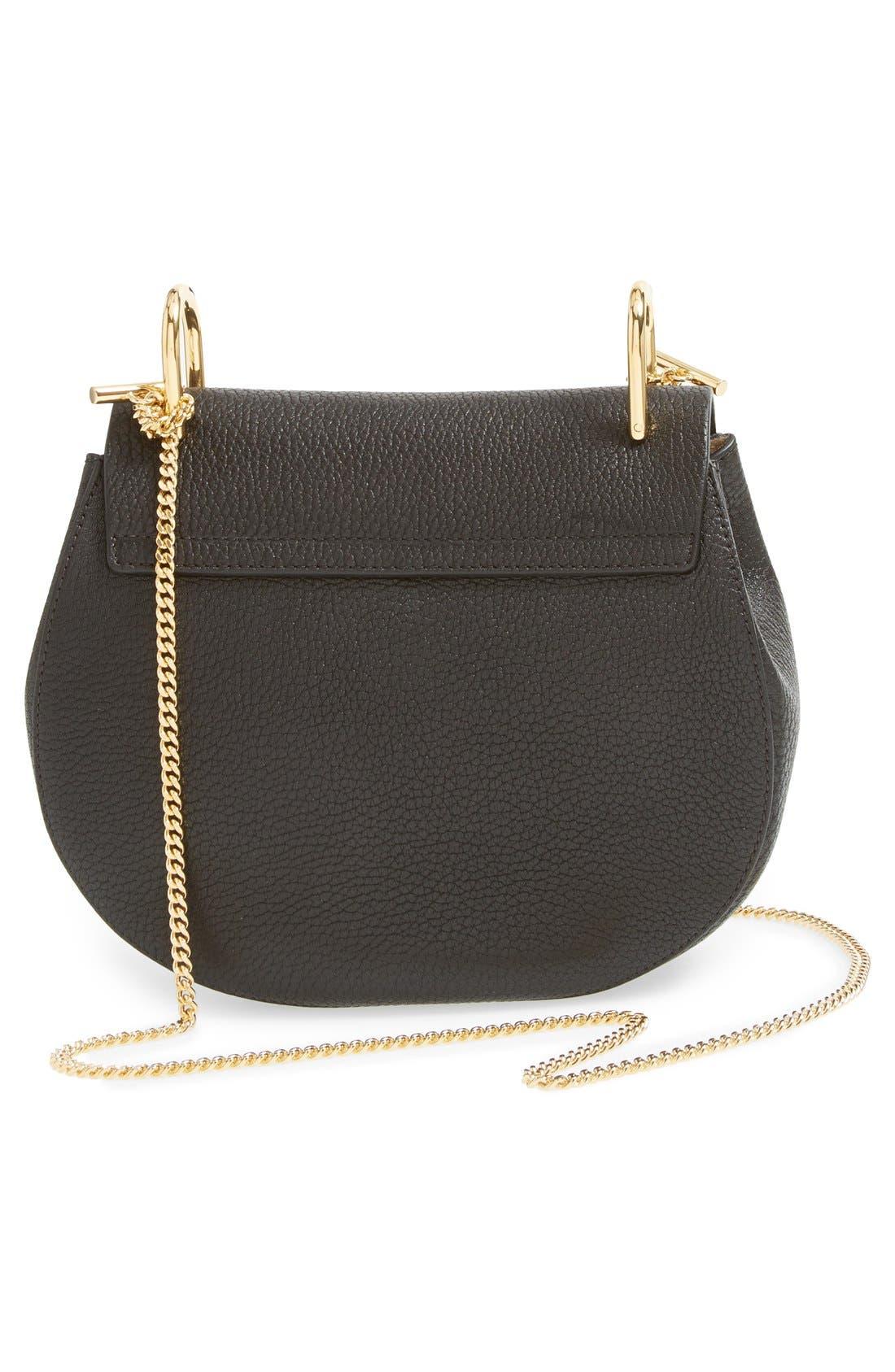 Alternate Image 3  - Chloé Drew Leather Shoulder Bag