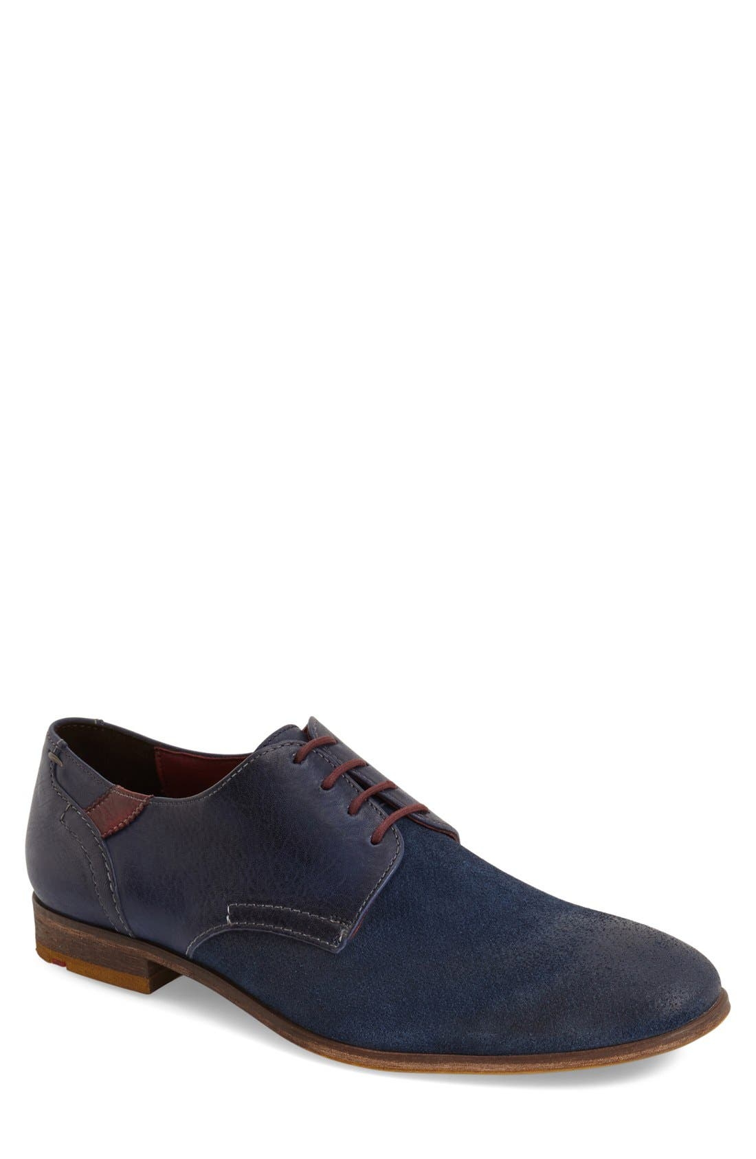 Alternate Image 1 Selected - Lloyd 'Gardell' Plain Toe Derby (Men)