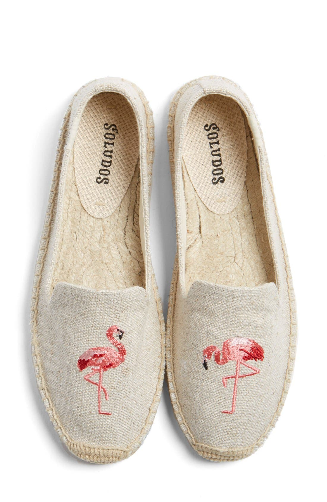 Alternate Image 1 Selected - Soludos Espadrille Slip-On (Women)