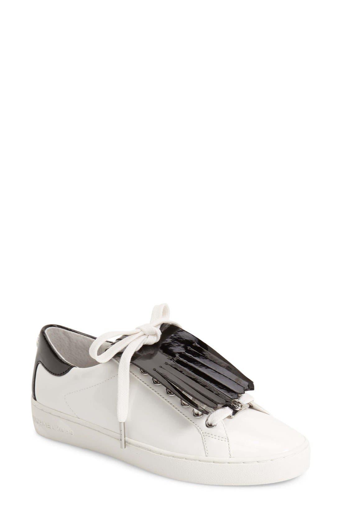 Alternate Image 1 Selected - MICHAEL Michael Kors'Keaton' KiltieSneaker (Women)