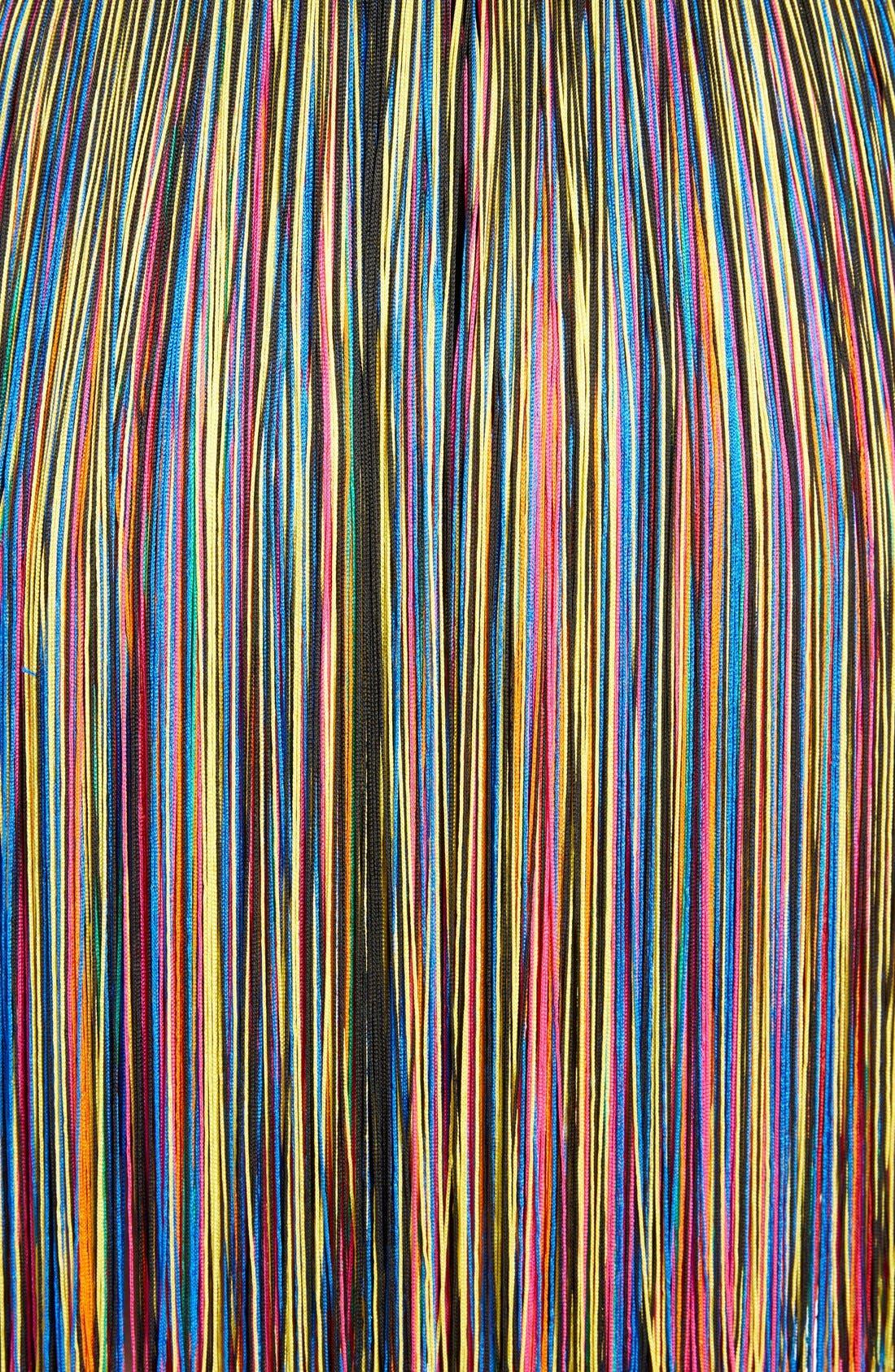 Alternate Image 3  - Christopher Kane Rainbow Fringe Skirt