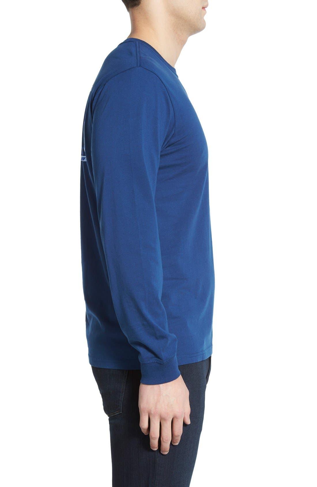 Alternate Image 3  - Southern Tide 'Skipjack'Long Sleeve Graphic T-Shirt