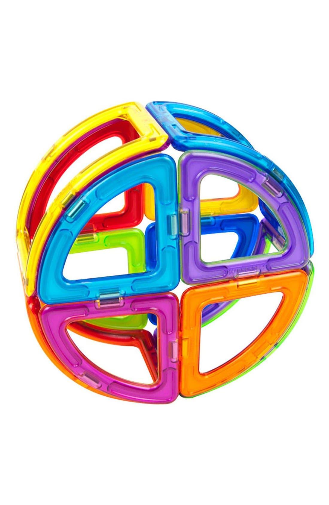 'Creator - Unique' Magnetic 3D Construction Set,                             Alternate thumbnail 3, color,                             Rainbow