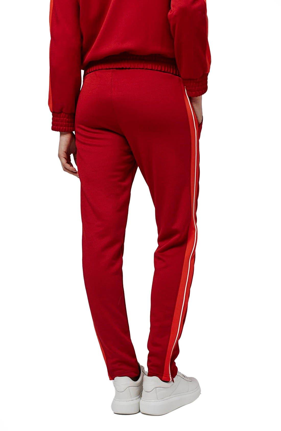 Alternate Image 3  - Topshop Side Stripe Track Pants