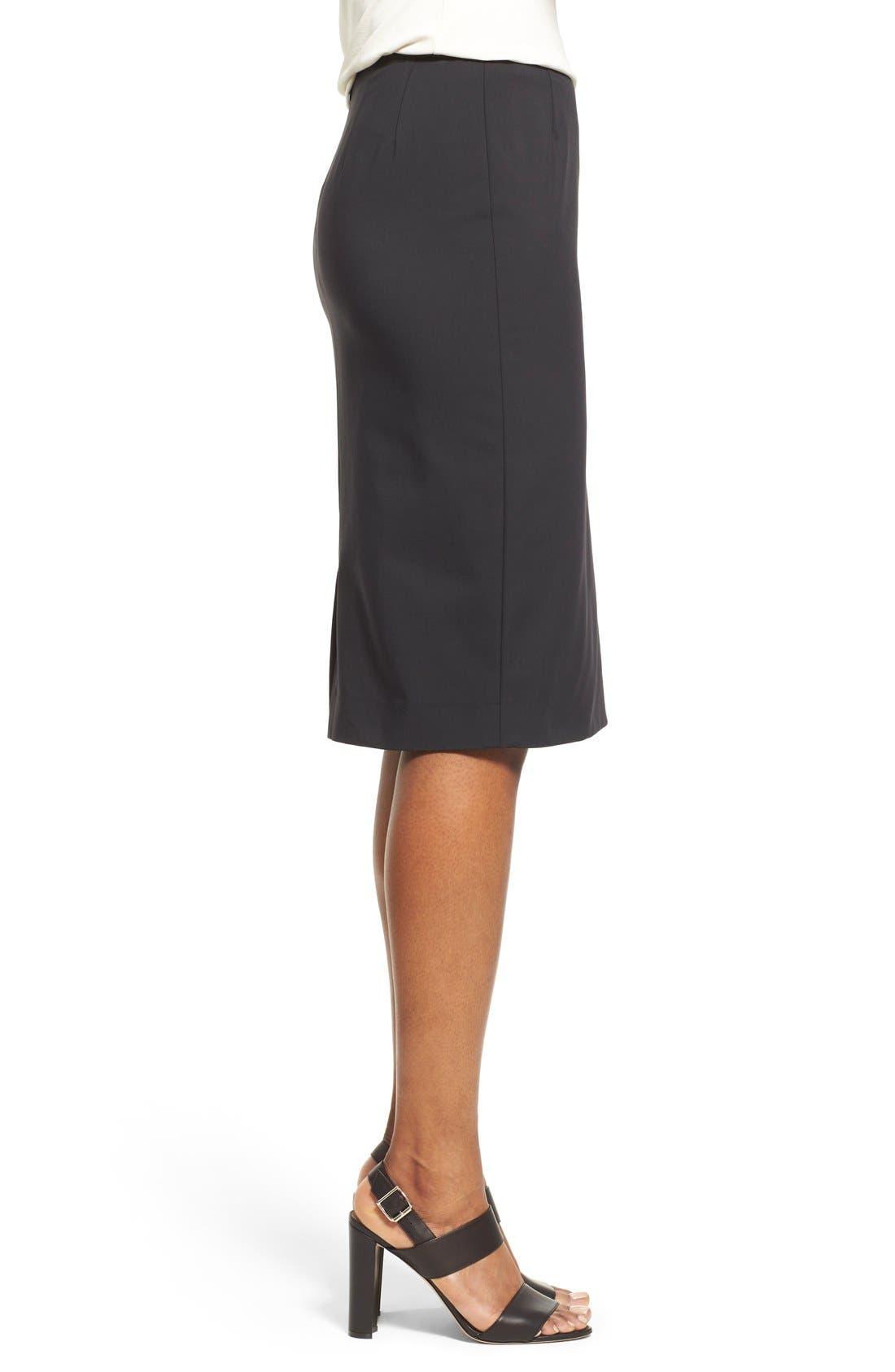 Alternate Image 3  - Lafayette 148 New York Pencil Skirt