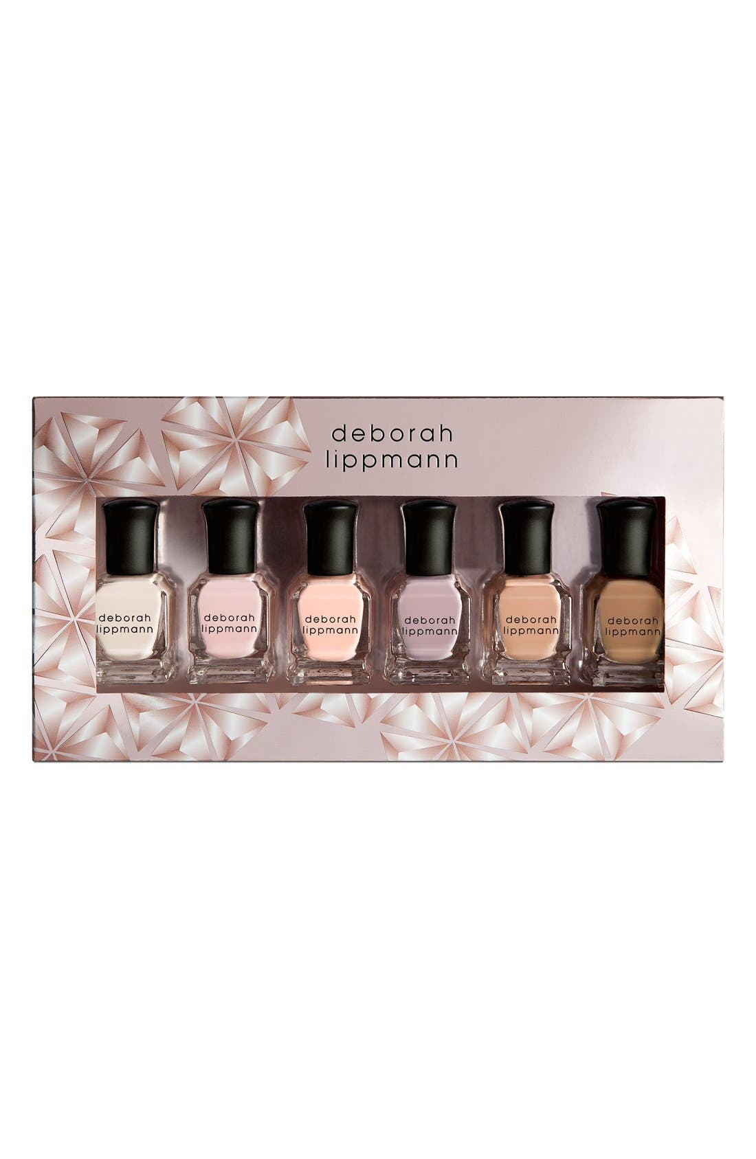Deborah Lippmann 'Undressed' Nail Polish Set ($72 Value)