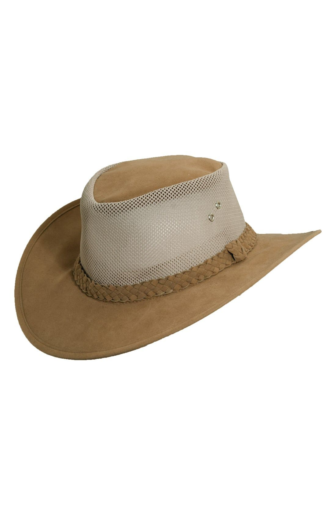 Soaker Hat,                         Main,                         color, Tan