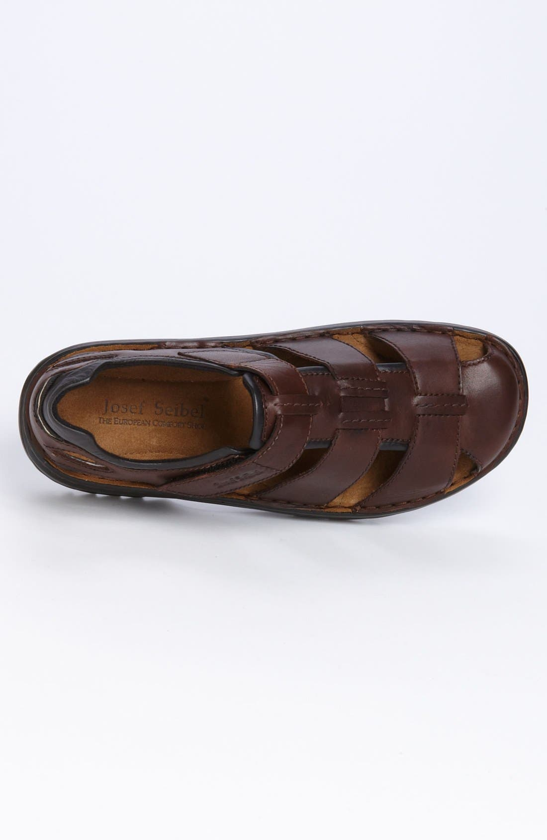 Alternate Image 5  - Josef Seibel 'Jeremy' Sandal (Men)