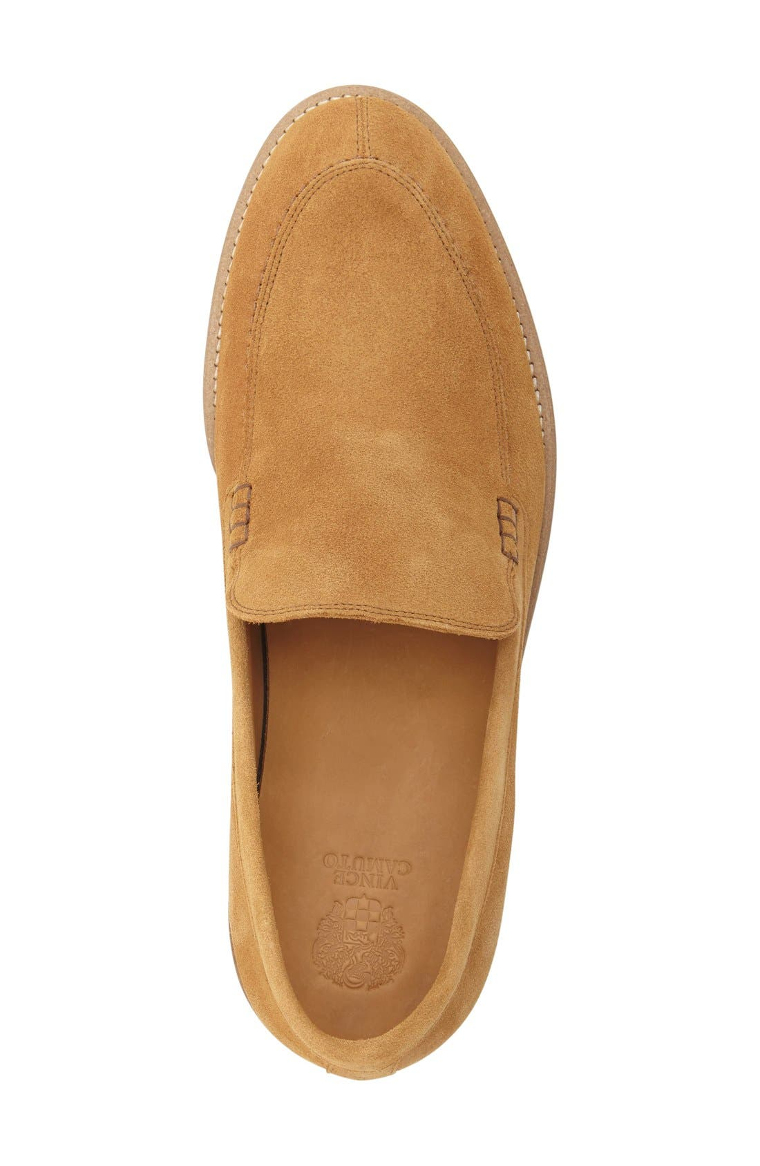 'Arleigh' Loafer,                             Alternate thumbnail 3, color,                             Lion