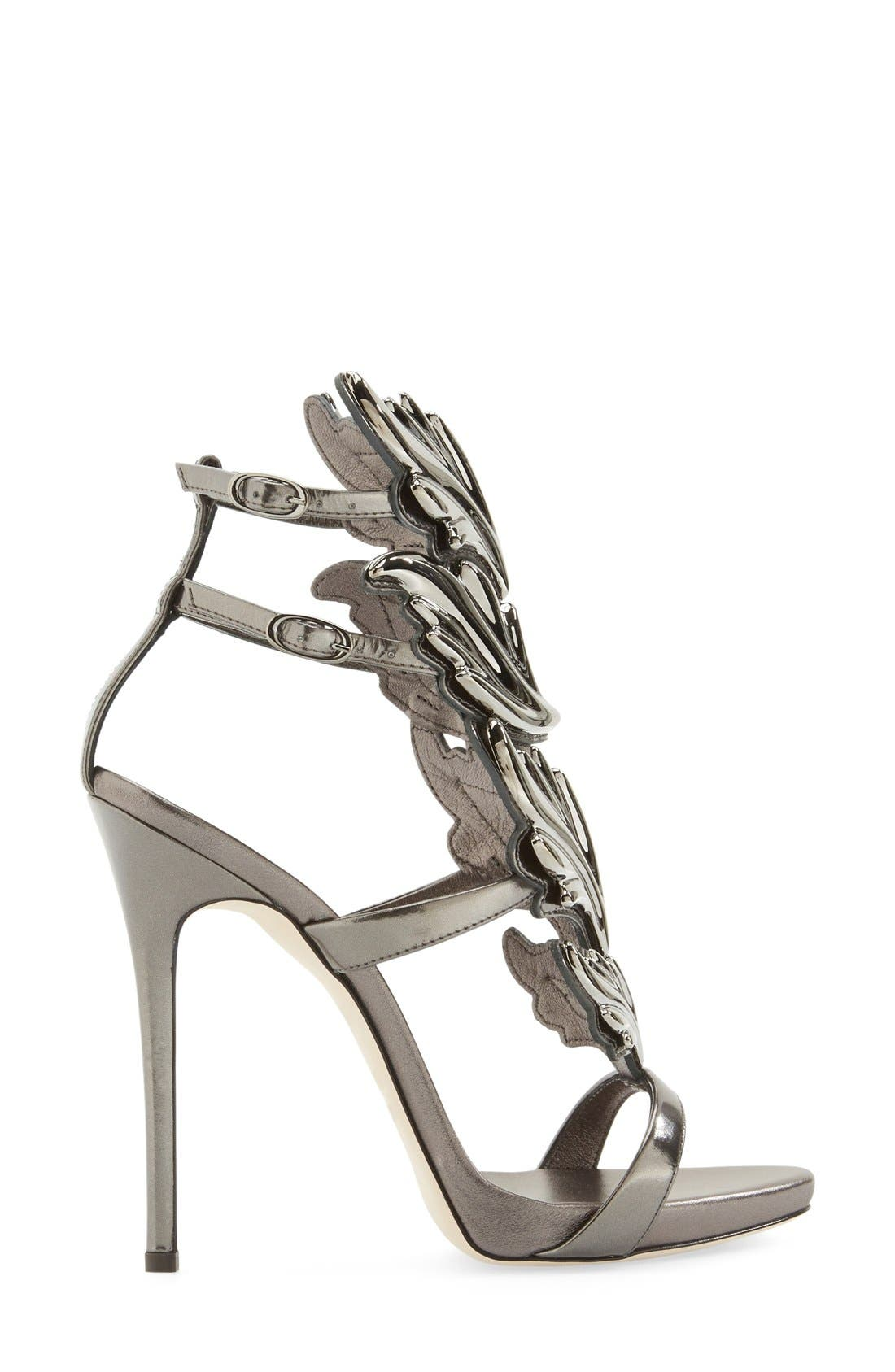 Alternate Image 4  - Giuseppe Zanotti 'Cruel' Wing Sandal (Women) (Nordstrom Exclusive)