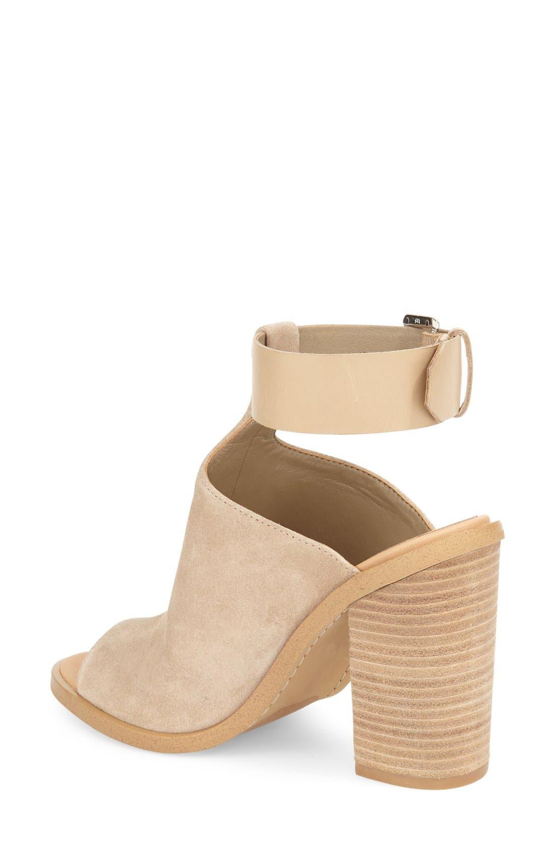 Alternate Image 2  - Marc Fisher LTD Vashi Ankle Strap Sandal (Women)