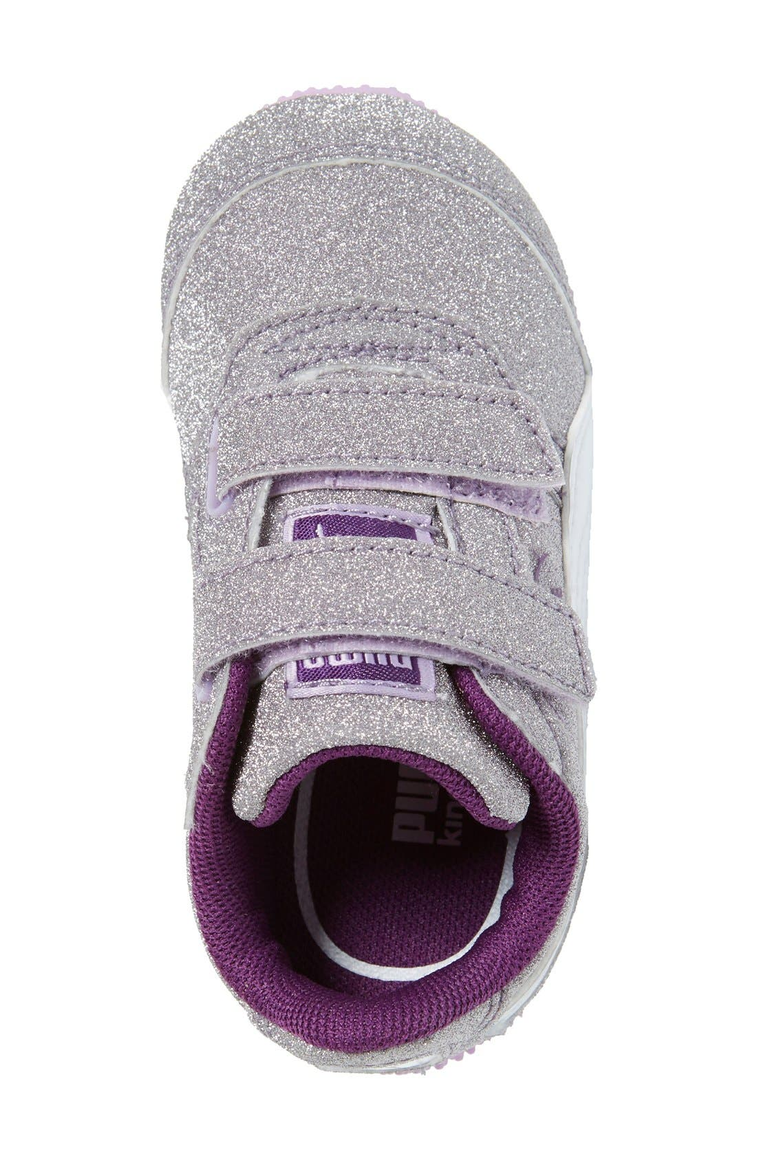 Alternate Image 3  - PUMA 'Steeple Glitz' Sneaker (Baby, Walker, Toddler, Little Kid & Big Kid)