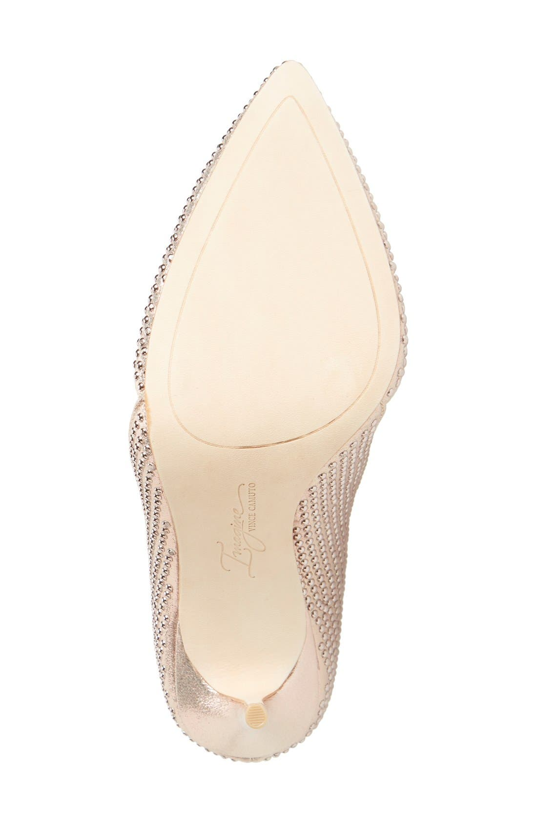 Alternate Image 4  - Imagine Vince Camuto 'Ossie' d'Orsay Pump (Women)