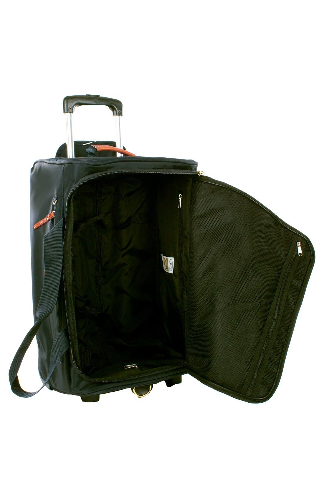 Alternate Image 3  - Bric's X-Bag 21-Inch Rolling Carry-On Duffel Bag