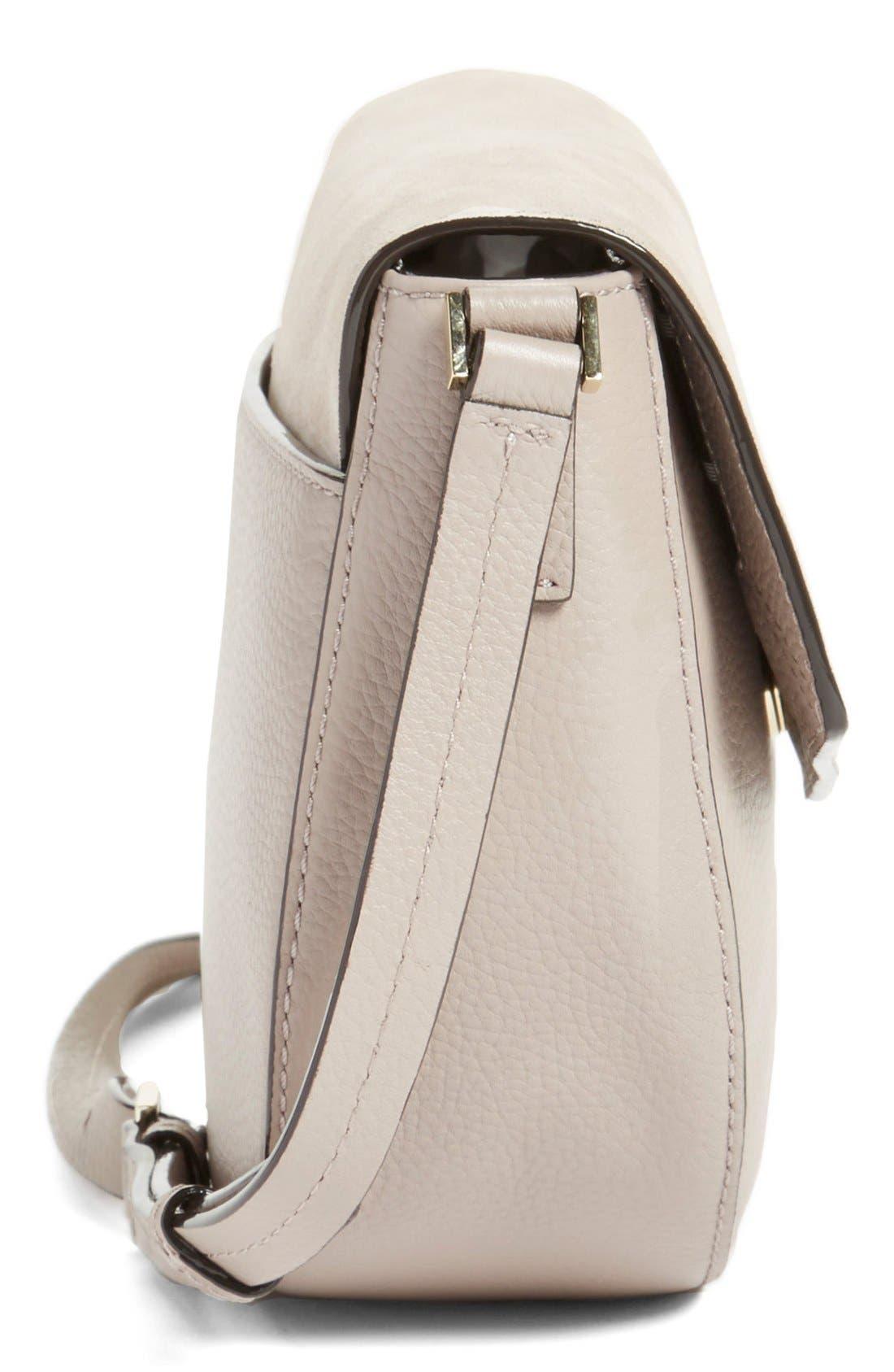 Alternate Image 5  - kate spade new york 'spencer court - lavinia' leather & suede crossbody bag