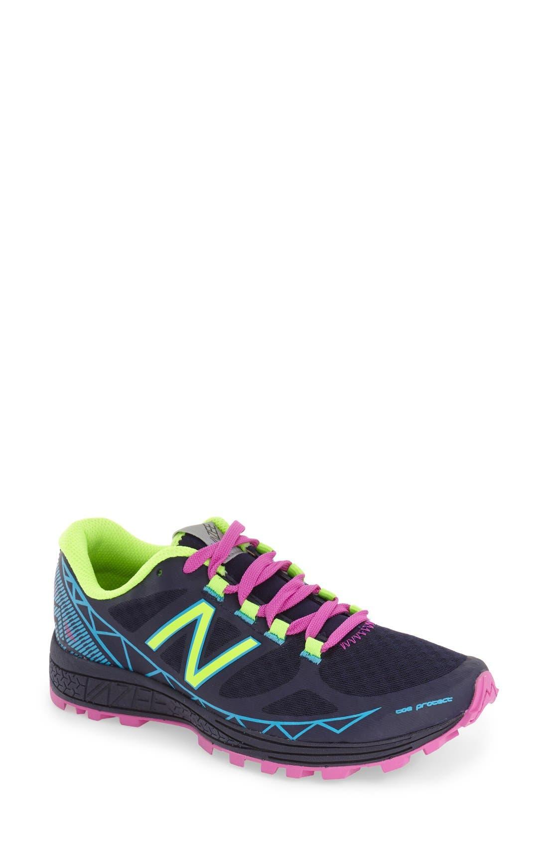 Alternate Image 1 Selected - New Balance 'Vazee Summit' Trail Running Shoe (Women)