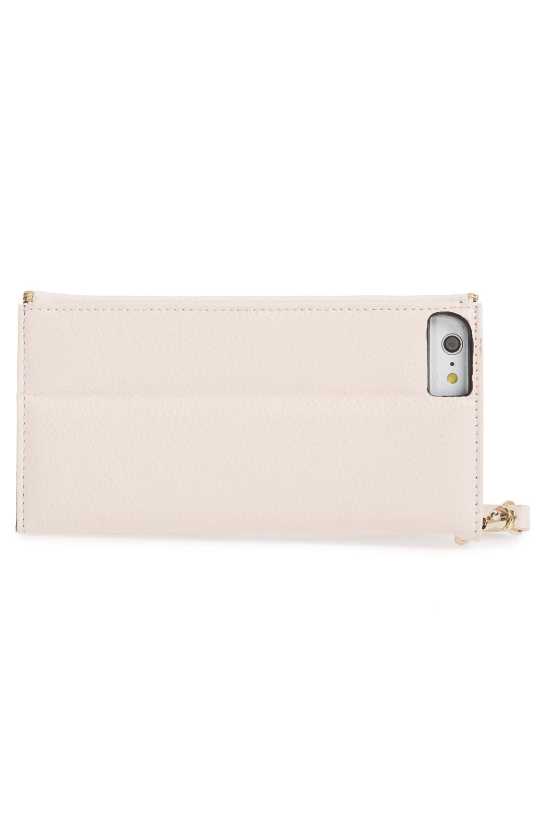 Alternate Image 5  - Rebecca Minkoff iPhone 6 Plus & 6s Plus Folio Wristlet