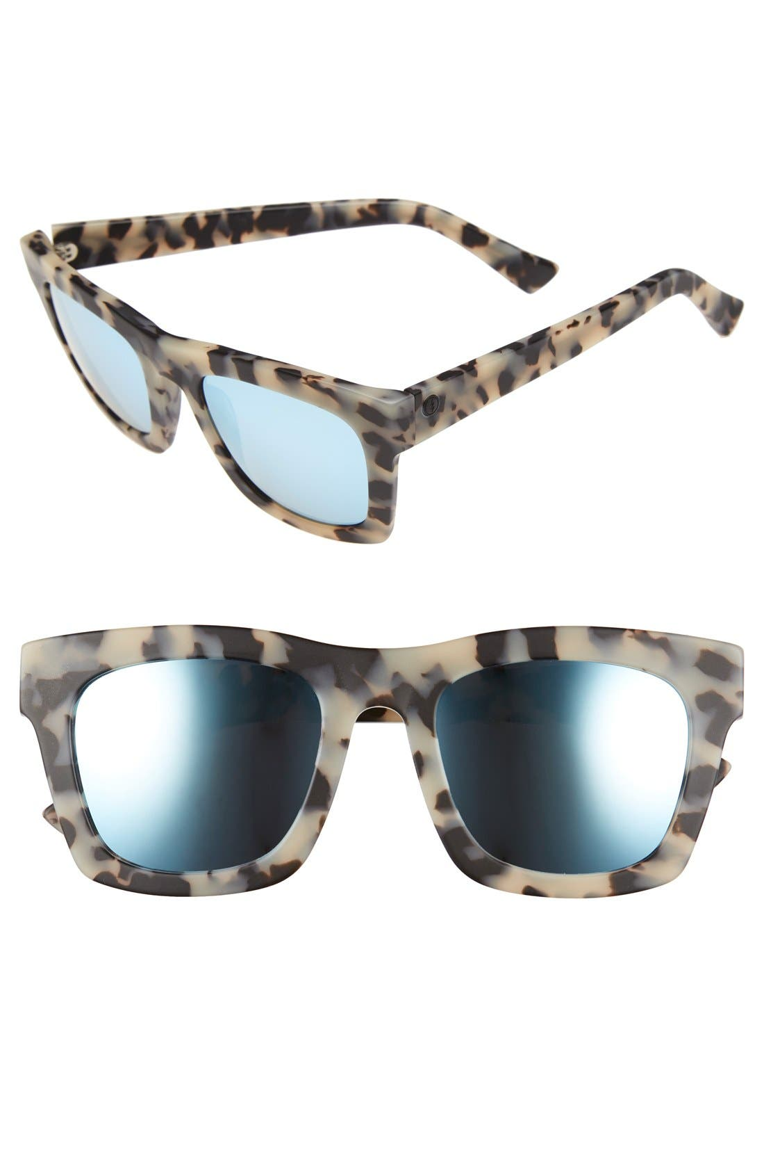 ELECTRIC Crasher 53mm Retro Sunglasses