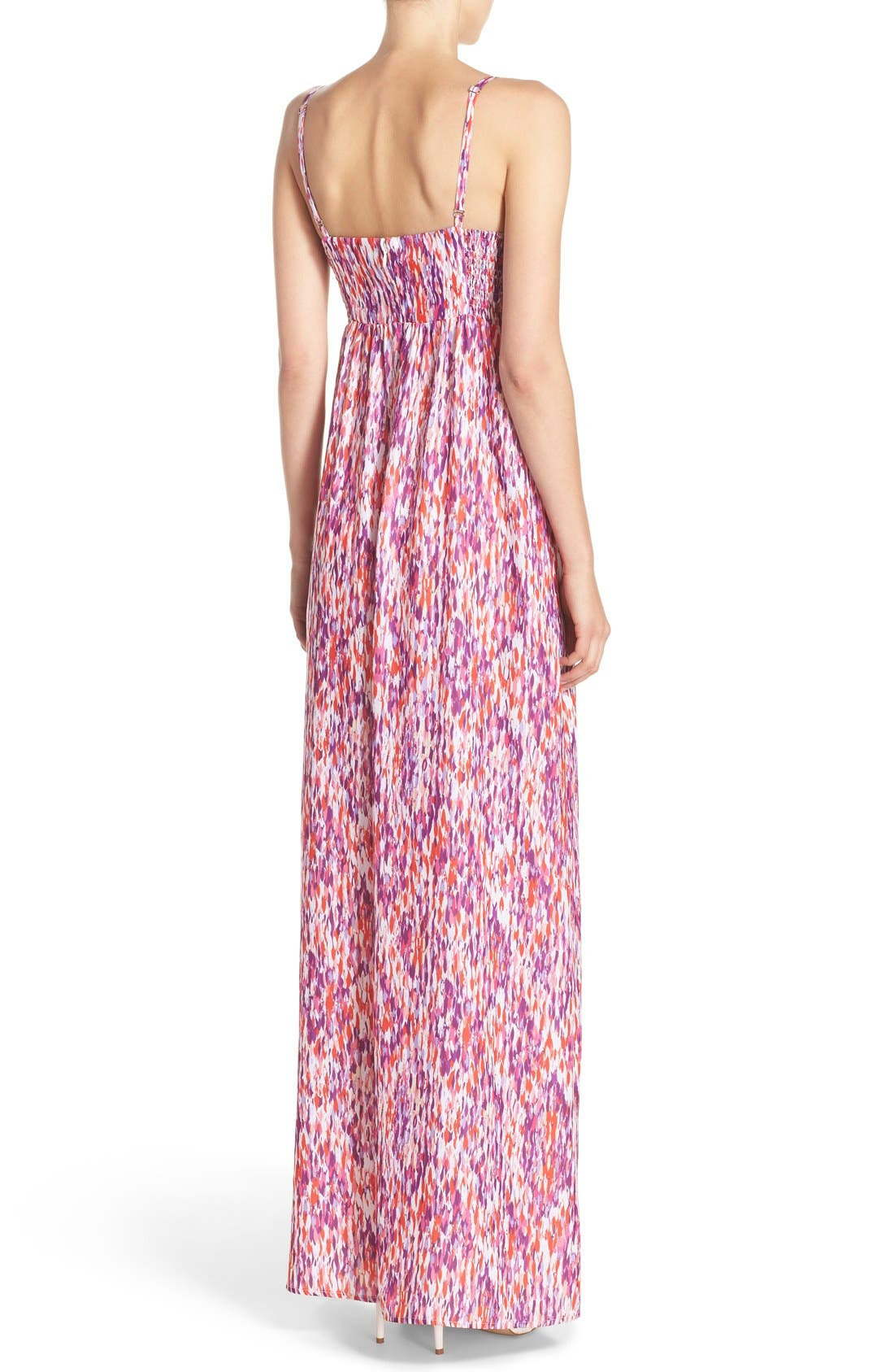 Alternate Image 3  - Felicity & Coco Colby Woven Maxi Dress (Regular & Petite) (Nordstrom Exclusive)