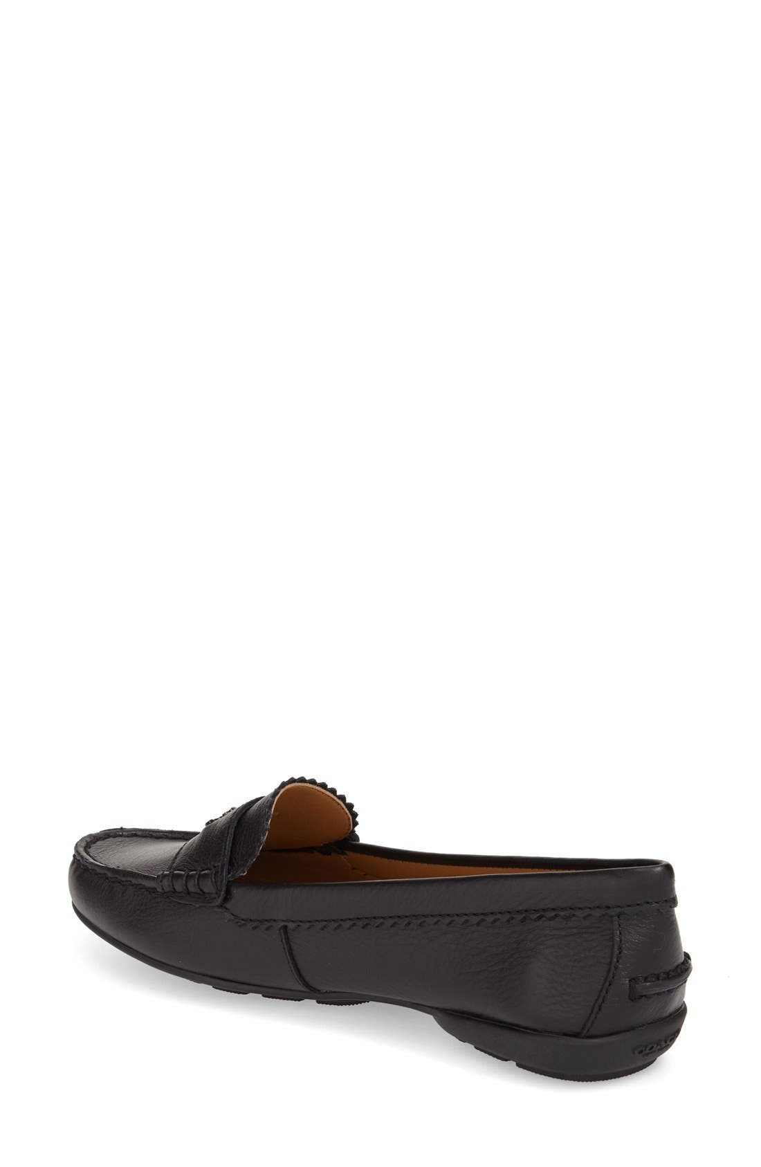 Alternate Image 2  - COACH 'Odette' Moccasin Loafer (Women)