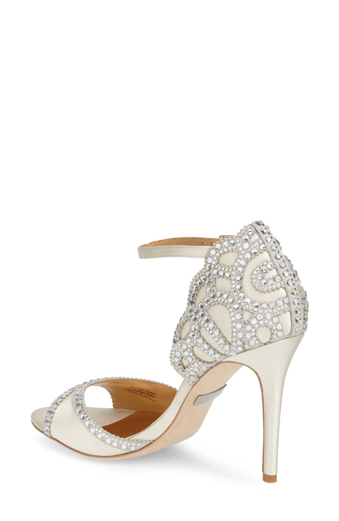 Alternate Image 2  - Badgley Mischka 'Roxy' Sandal (Women)