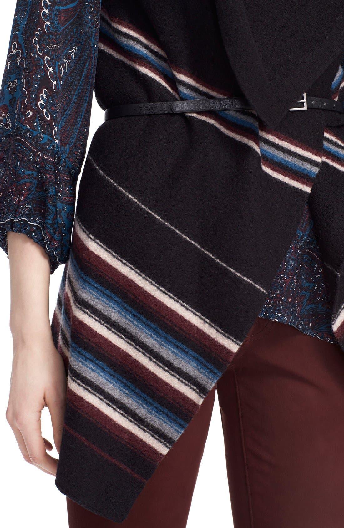 Alternate Image 4  - Joie 'Ligiere B' Print Wool Wrap Vest
