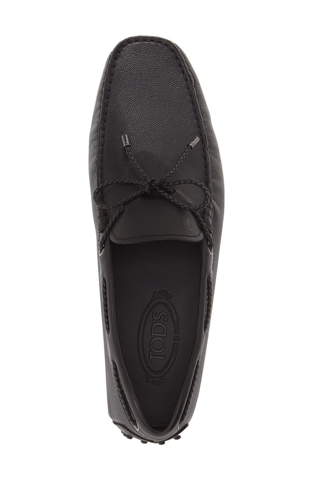 Alternate Image 3  - Tods Gommini Driving Shoe (Men)