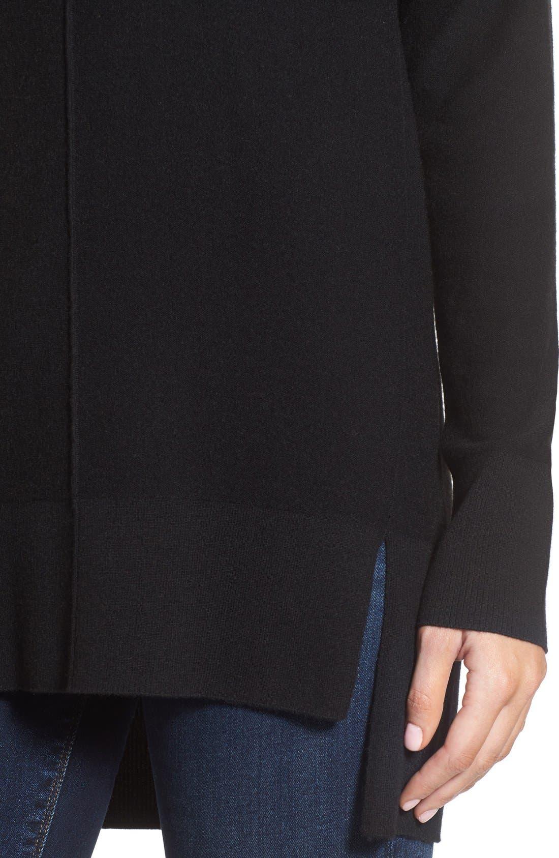 Alternate Image 4  - Trouvé Side Slit Sweater