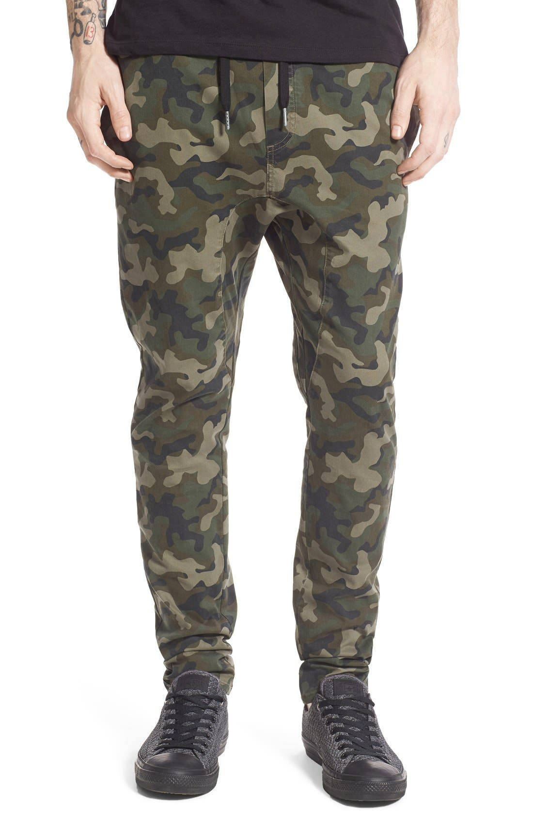 Alternate Image 1 Selected - ZANEROBE Salerno Jogger Pants