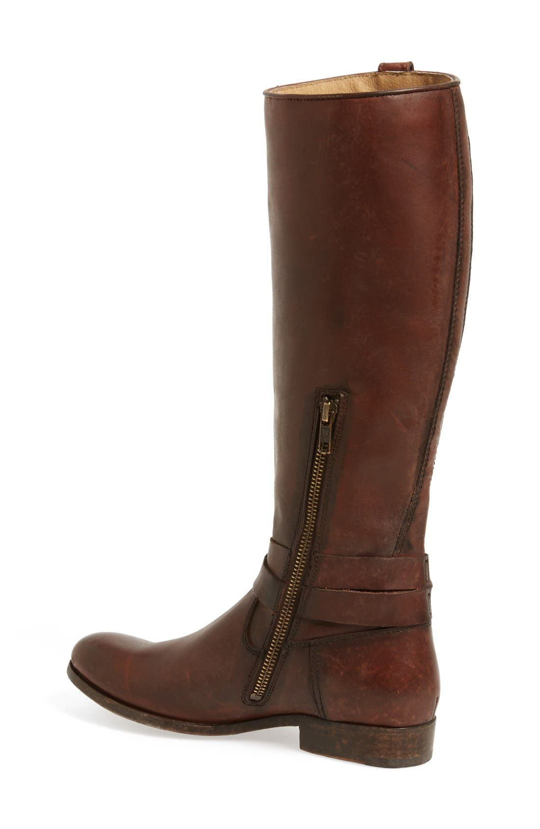 Alternate Image 2  - Frye 'Melissa Knotted' Tall Boot (Women)