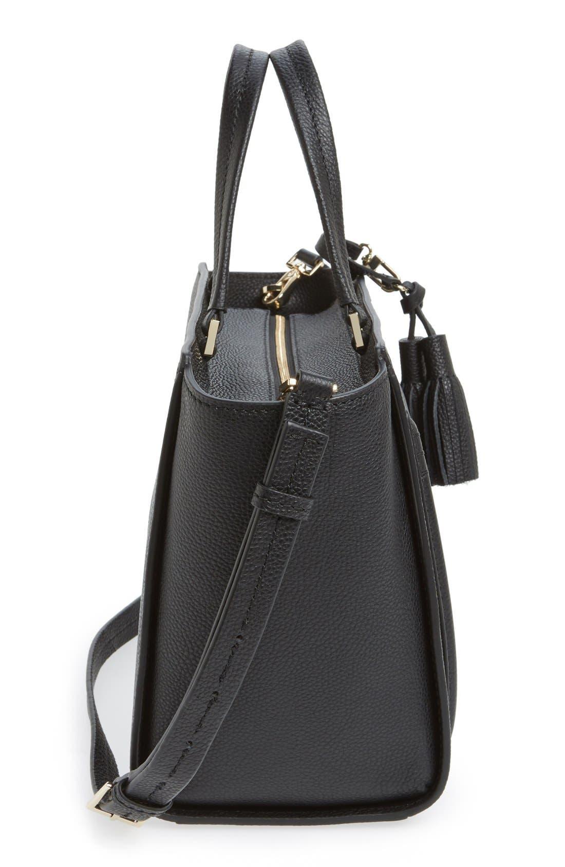 Alternate Image 5  - kate spade new york 'orchard street - dillon' tassel leather satchel