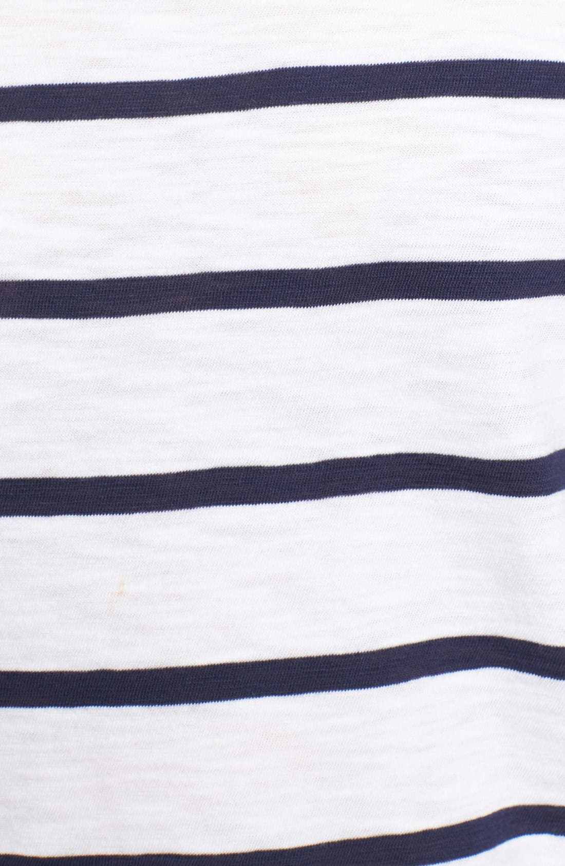 Alternate Image 5  - Vineyard Vines 'Anguilla' Stripe Tee