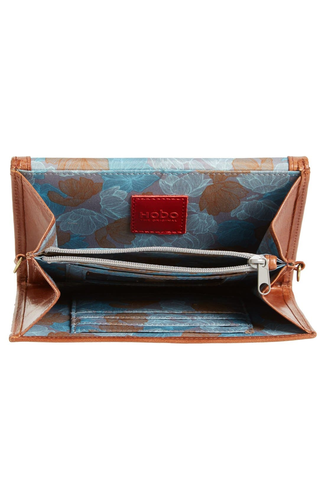 Alternate Image 5  - Hobo 'Maisy' Glazed Leather Fringe Crossbody Bag