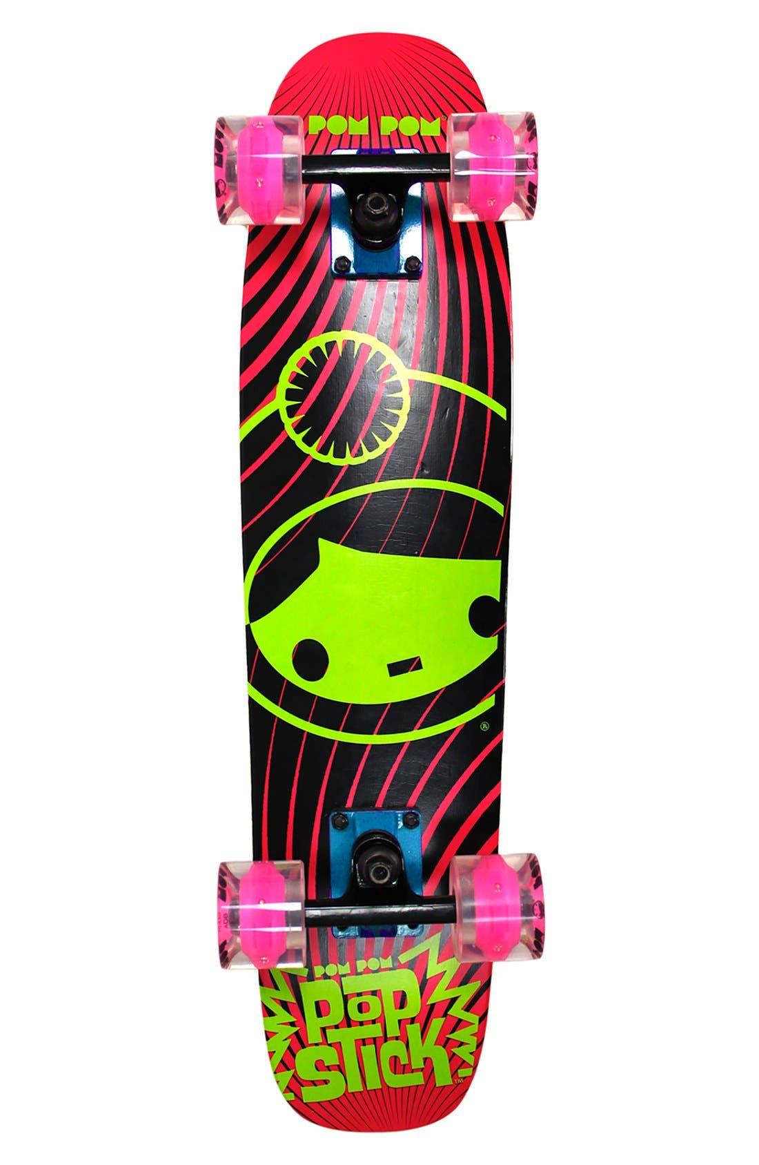 POM POM Skateboards POP STiCK Skateboard