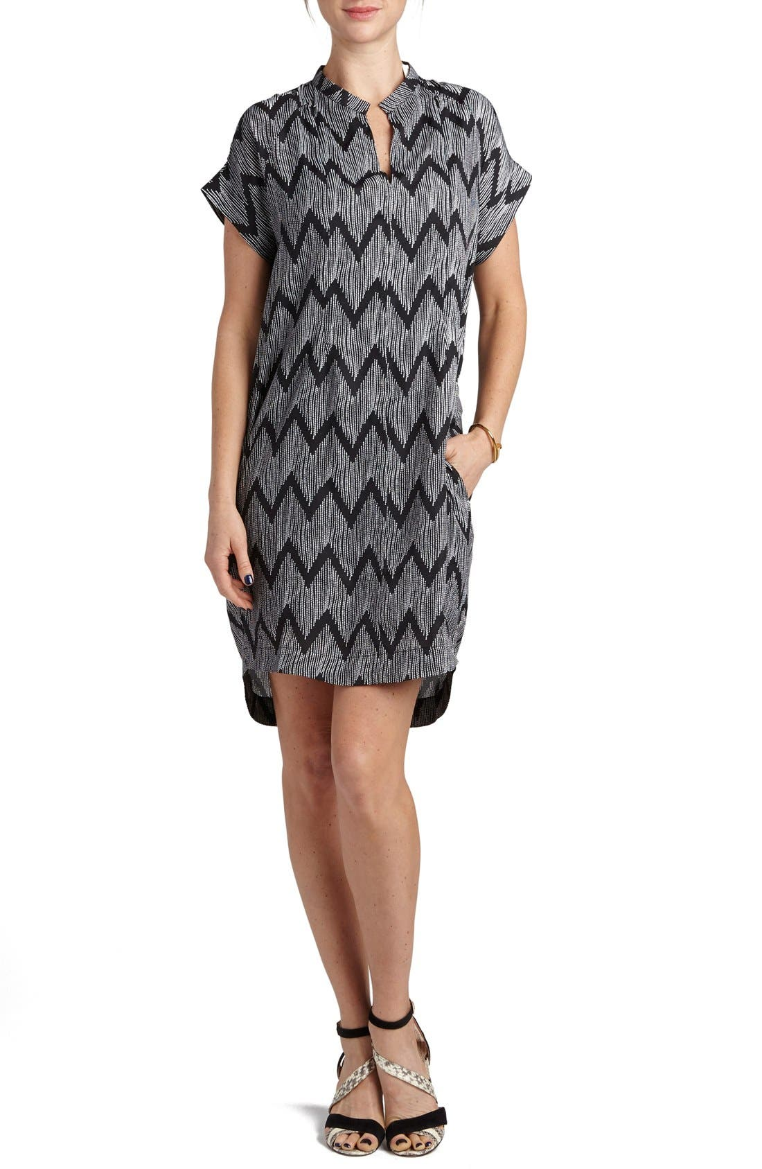 Loyal Hana Cybelle Maternity/Nursing Shirtdress