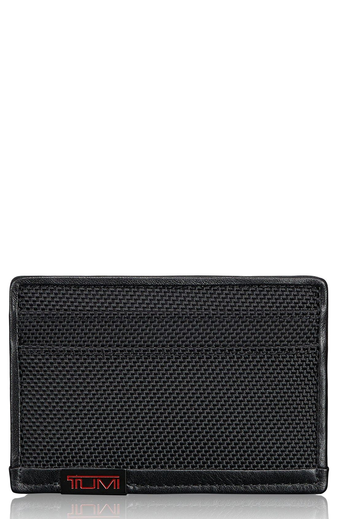 Tumi 'Alpha' Slim Card Case