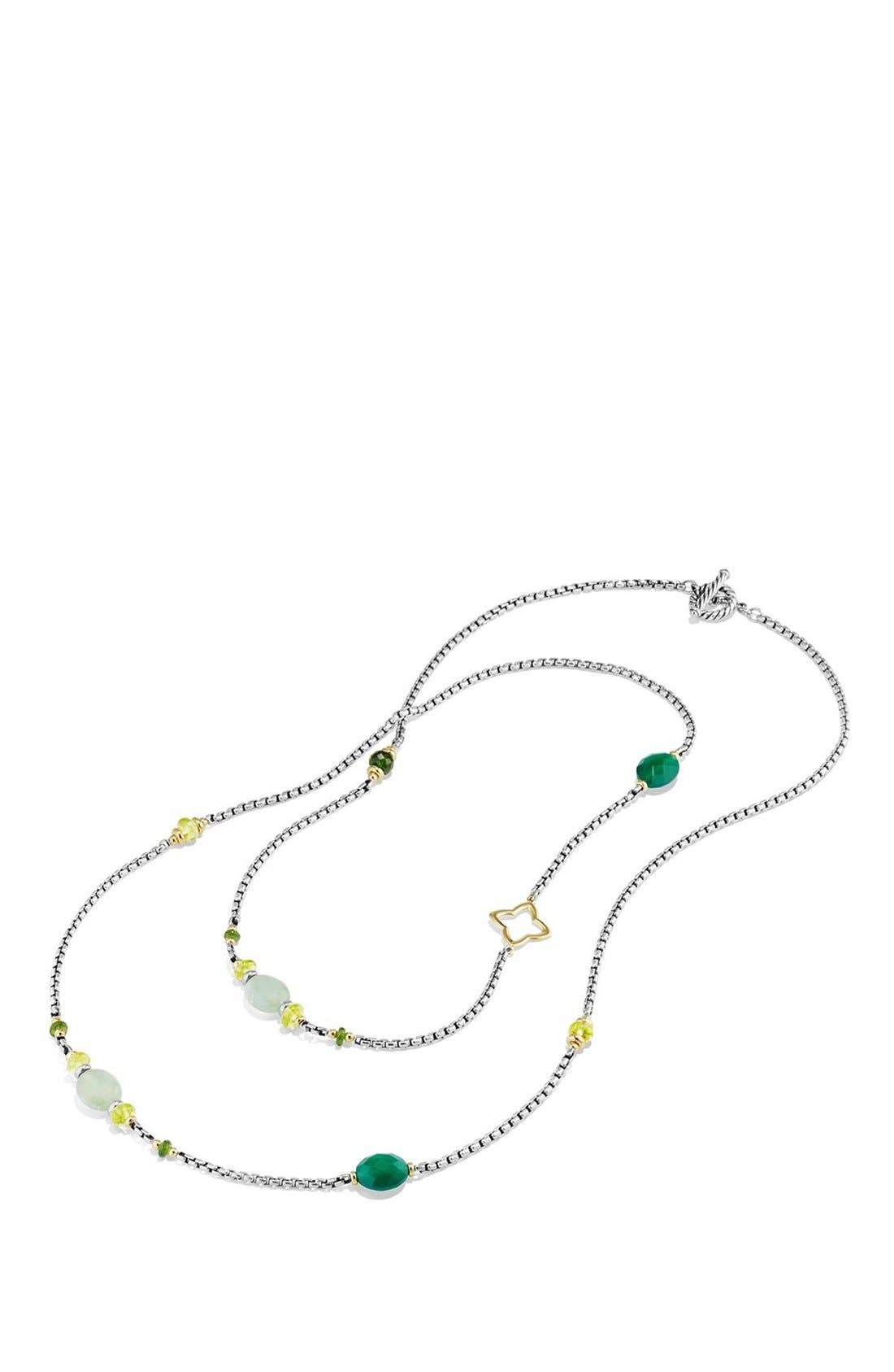 Alternate Image 2  - David Yurman 'Bead and Chain' Necklace