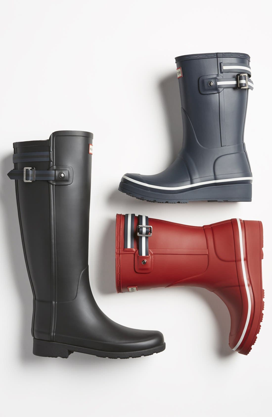 Alternate Image 6  - Hunter 'Original Short' Wedge Rain Boot (Women)