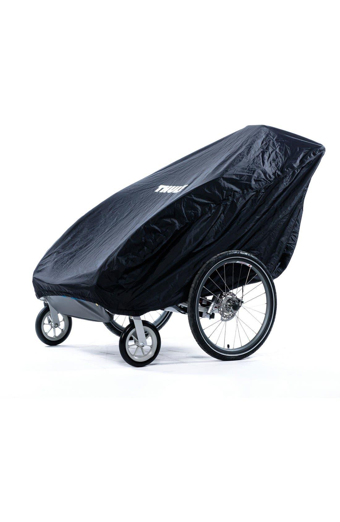 Stroller Storage Cover,                         Main,                         color, Black