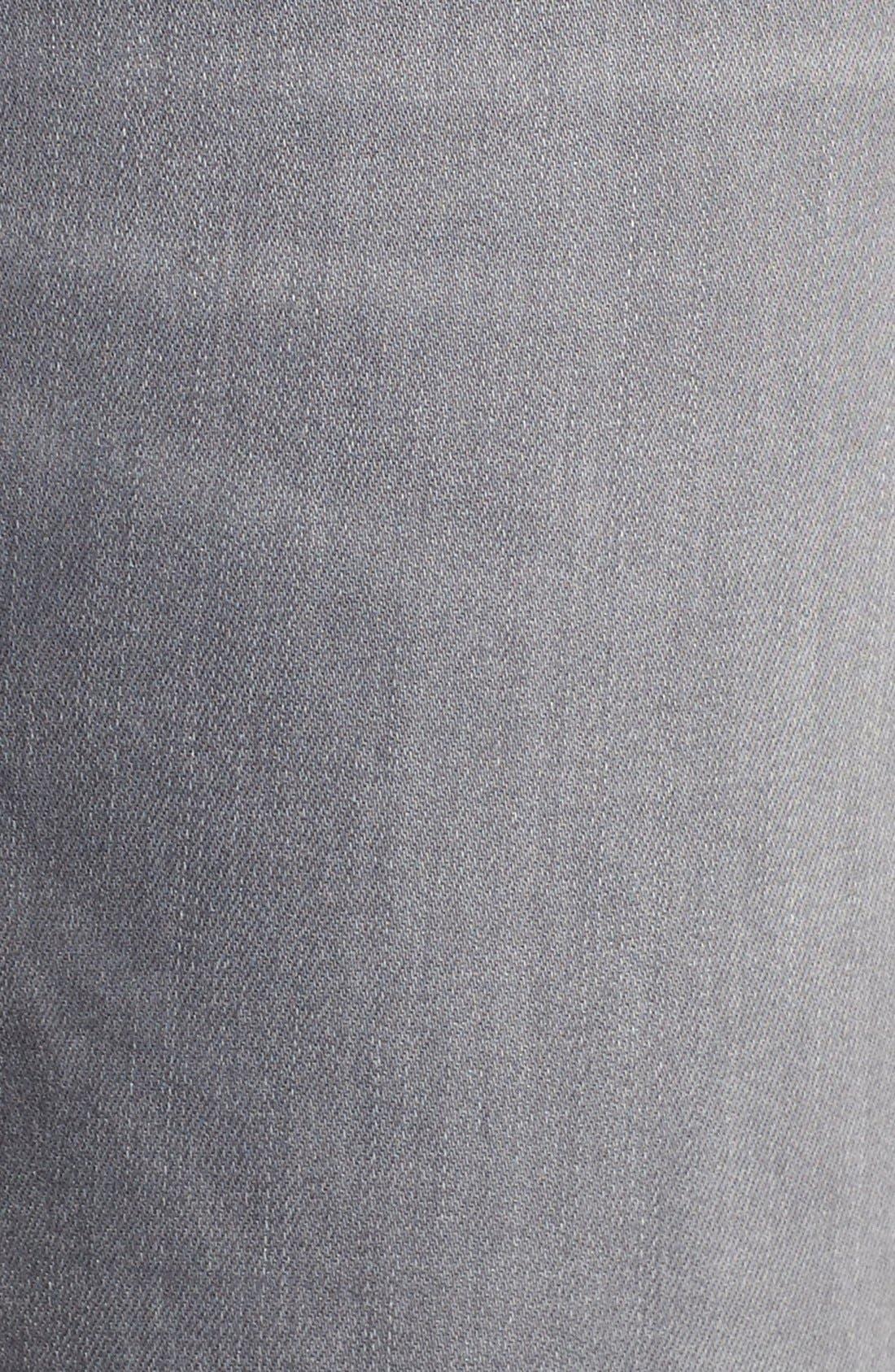 'Nico' Super Skinny Jeans,                             Alternate thumbnail 5, color,                             Spark Plug