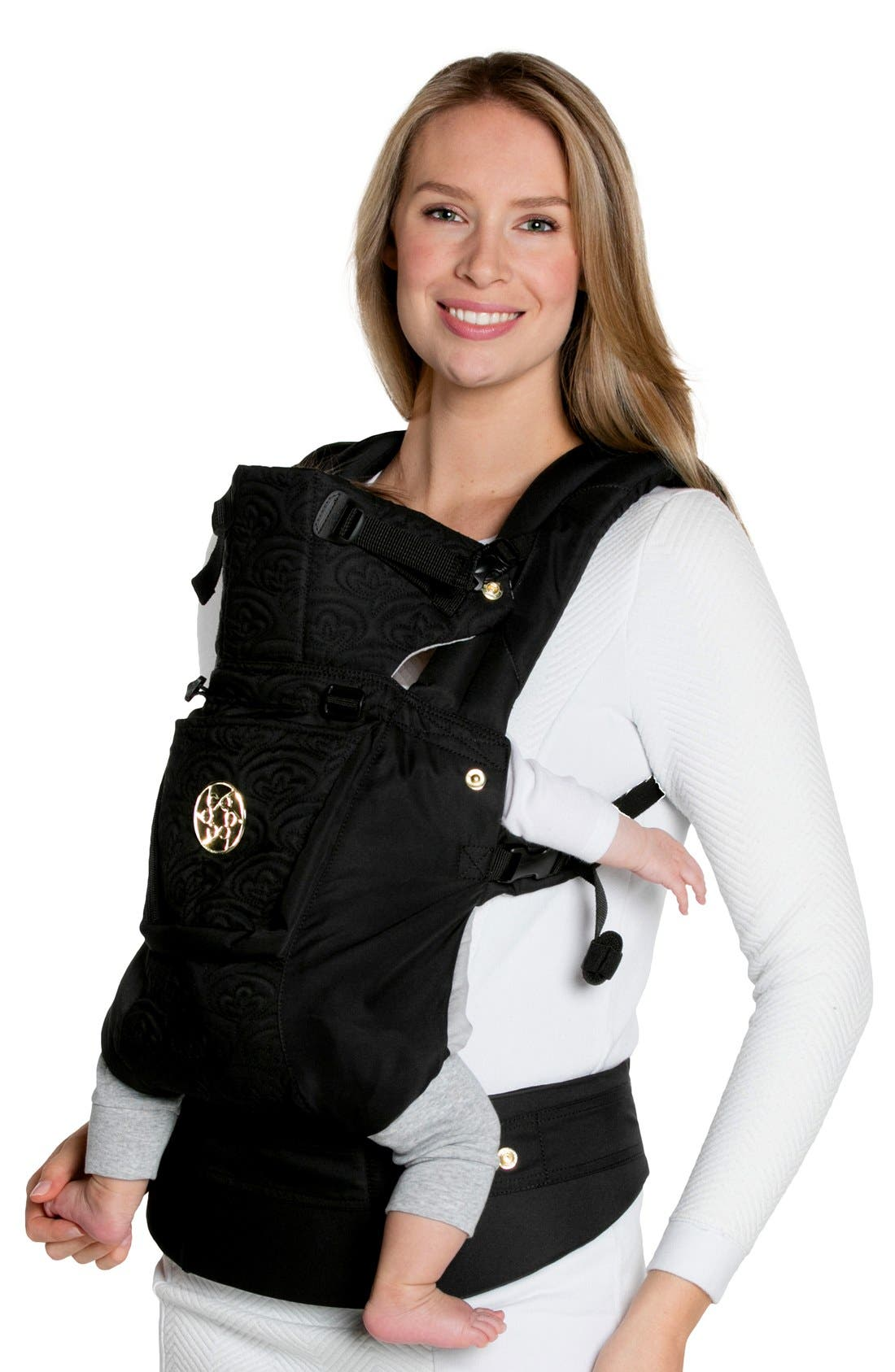 Alternate Image 1 Selected - LILLEbaby 'Complete Embossed Luxe' Baby Carrier