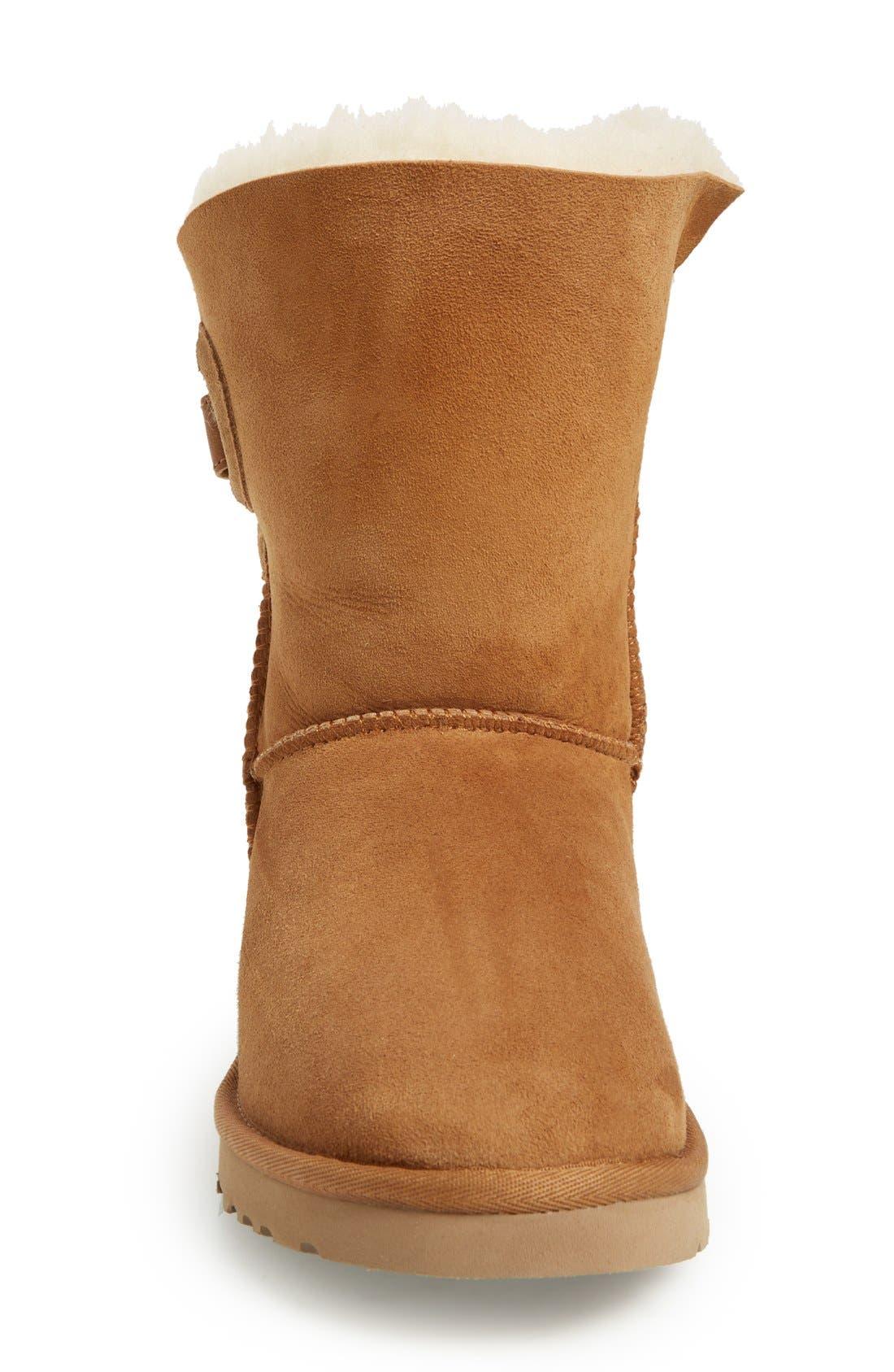 Alternate Image 3  - UGG® Nash Genuine Shearling Boot (Women)